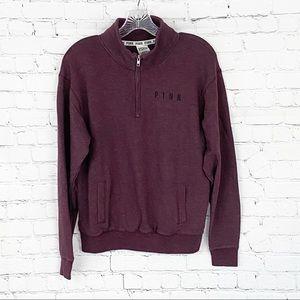 Pink Victoria's  Secret sweatshirt, Size XS